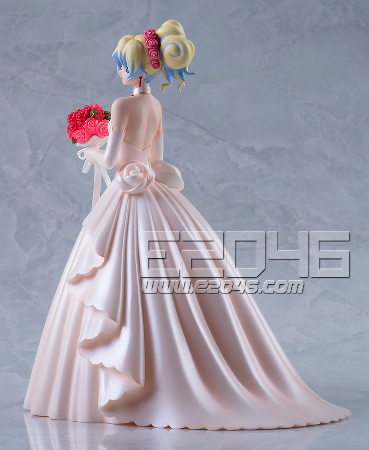 Nia Wedding Dress Version (PVC)