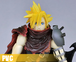 PV1368  Cloud - Kingdom Hearts 2 Ver. (PVC)