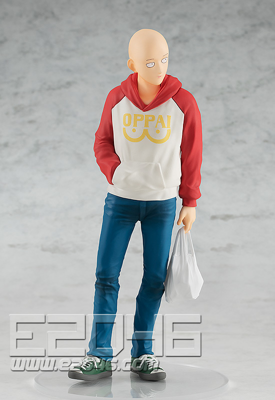 Saitama Oppai Hoodie Version (PVC)