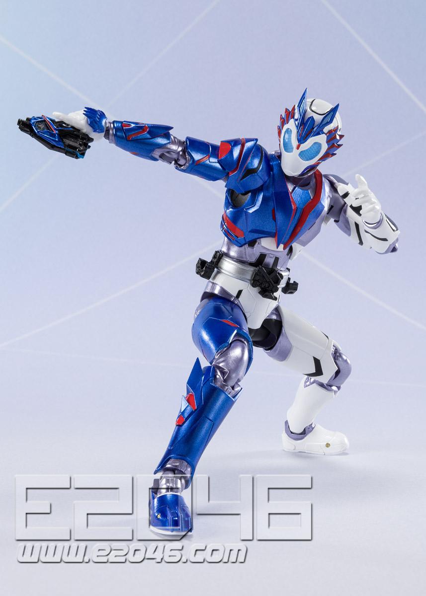 Kamen Rider Vulcan Shooting Wolf (PVC)