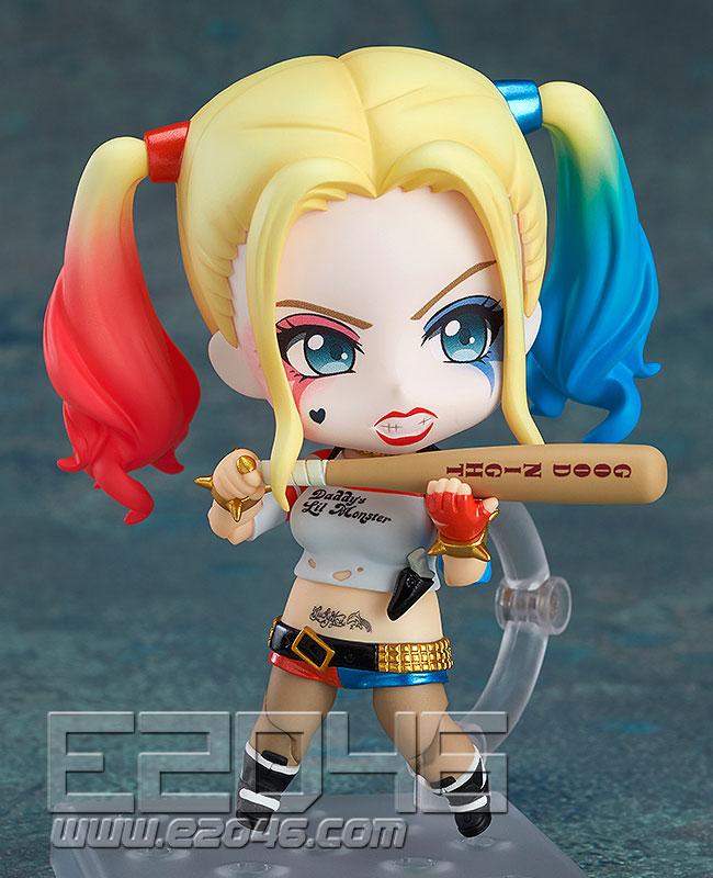 Nendoroid Harley Quinn Suicide Version (PVC)