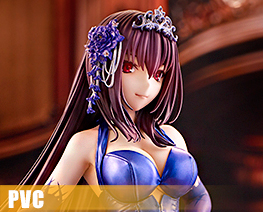 PV10600 1/7 Scathach Heroic Spirit Formal Dress Version (PVC)