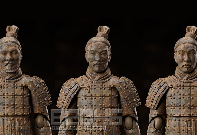 Terracotta Army (PVC)