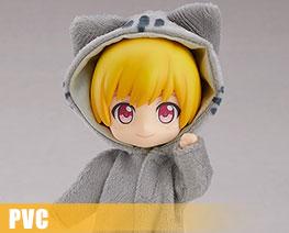 PV9324  Nendoroid 美国短毛猫 (PVC)