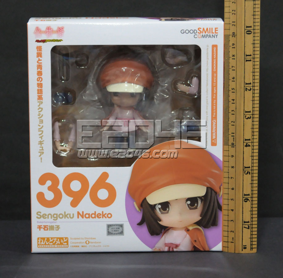 Nendoroid Sengoku Nadeko (PVC)