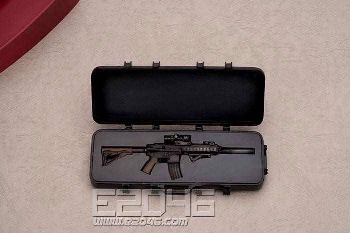 HK416 Star Cocoon Version (PVC)