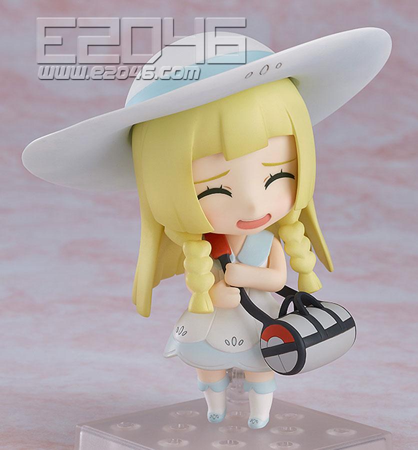 Nendoroid Lillie (PVC)