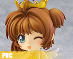 PV6382 SD Nendoroid Kinomoto Sakura Angel Crown Co-de (PVC)