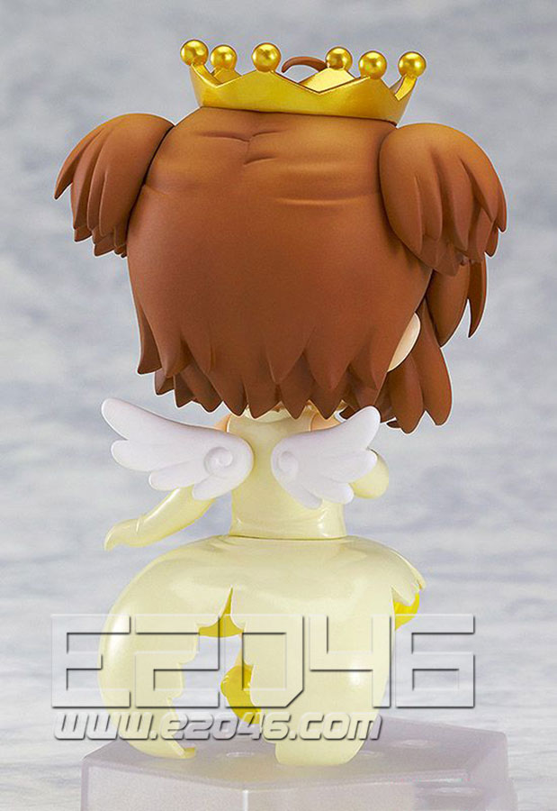 Nendoroid Kinomoto Sakura Angel Crown Co-de (PVC)
