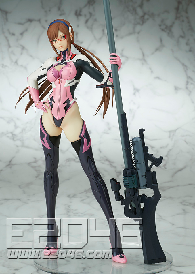 Makinami Mari Illustrious (PVC)