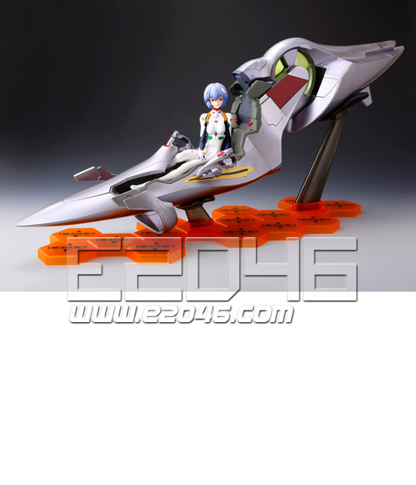 Ayanami Rei with Entry Plug Interior (PVC)