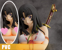 PV8078 1/6 Warrior Priestess Tomoe (PVC)