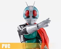 PV12367  幪面超人新一號 50 周年紀念 (PVC)