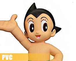 PV10832  鐵壁阿童木歡迎顏色 TZKM-001 (PVC)