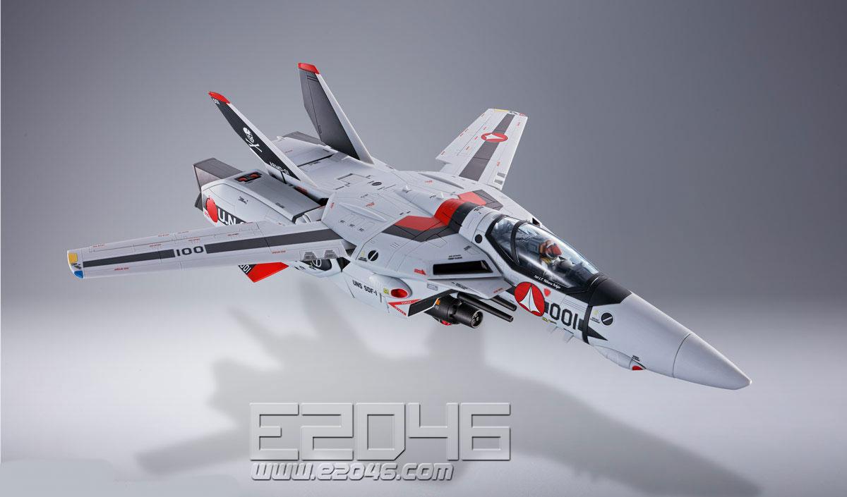 VF-1S 韦基利剧场版 (PVC)