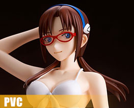 PV11947 1/8 Makinami Mari Illustrious Semi-Finished Verion (PVC)