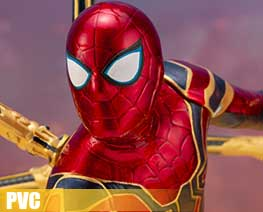 PV8305 1/10 Iron Spiderman (PVC)