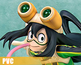 PV9733 1/8 Asui Tsuyu Hero Suit Version (PVC)