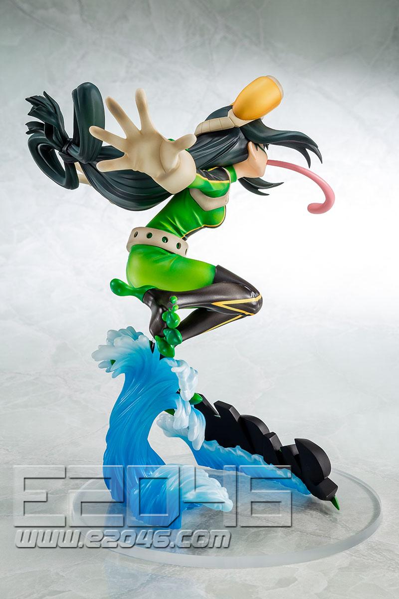 Asui Tsuyu Hero Suit Version (PVC)