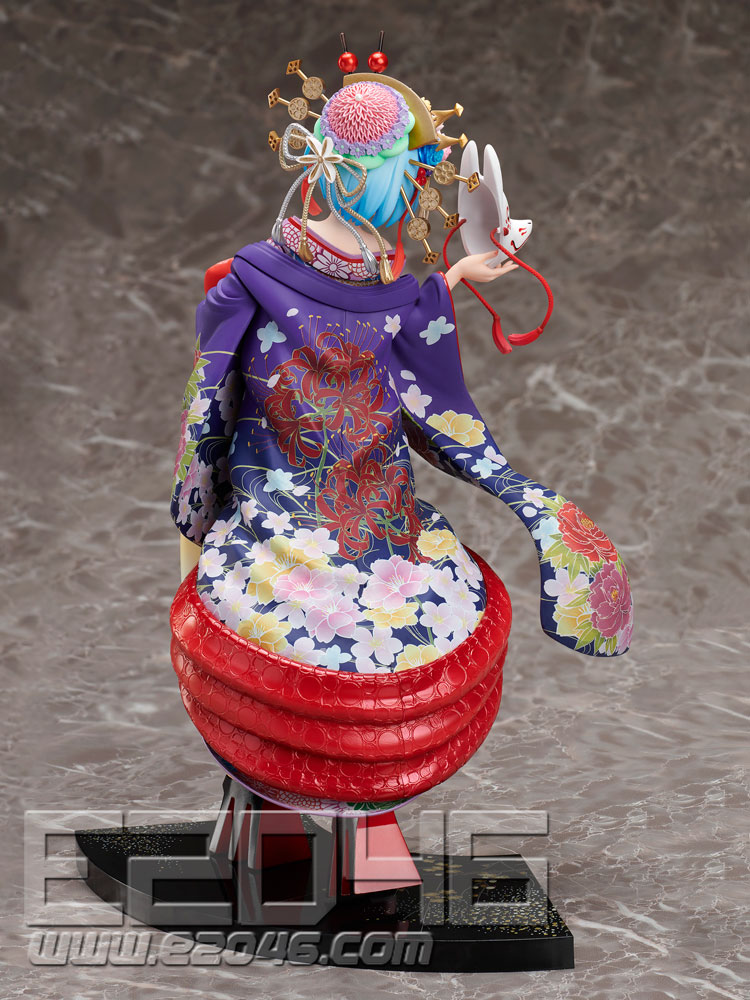 Rem Oiran Dochu Version