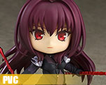 PV6919 SD Nendoroid Scathach (PVC)