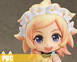 PV6301  Nendoroid Asabuki Kogane + Migite-chan Set (PVC)
