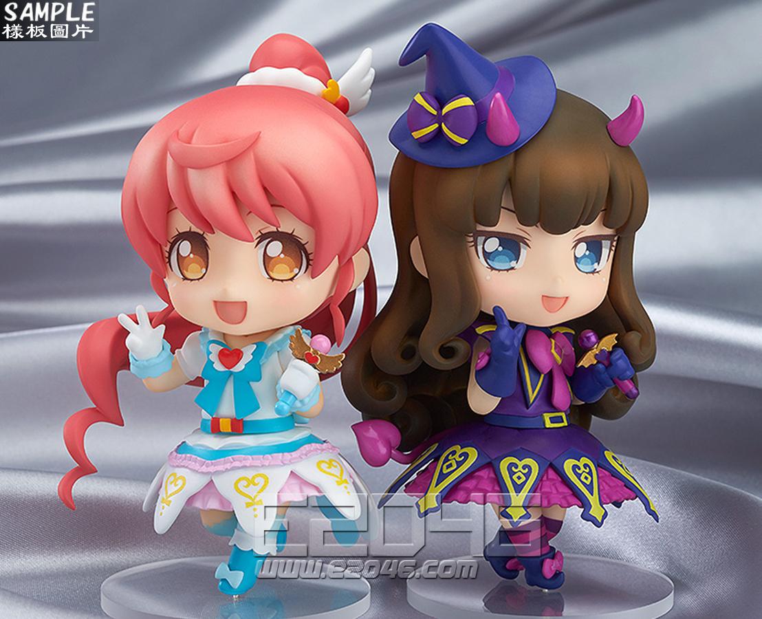 Nendoroid Co-de Mikan Shiratama Silky Heart Cyalume Co-de (PVC)