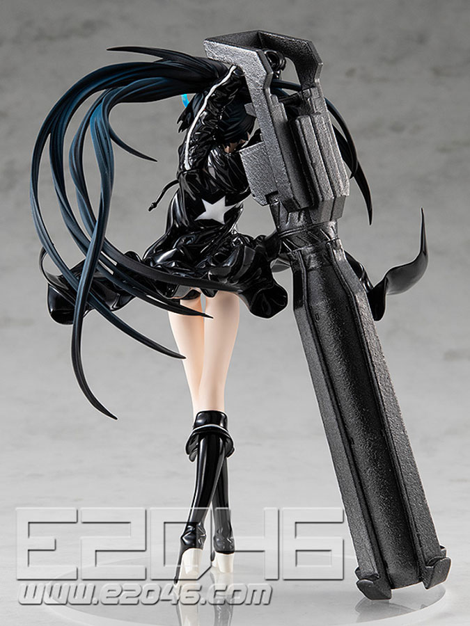 Black Rock Shooter (PVC)