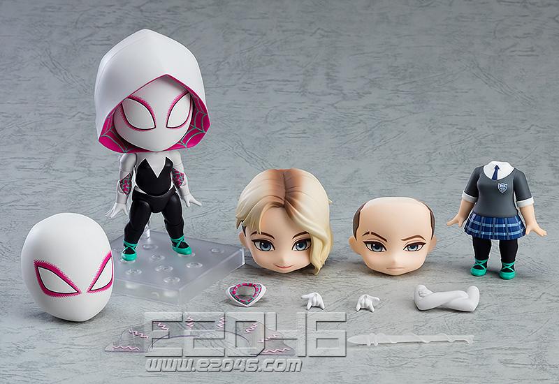 Nendoroid Spider Gwen Spider Verse DX Version (PVC)