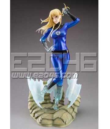 Invisible Woman (PVC)