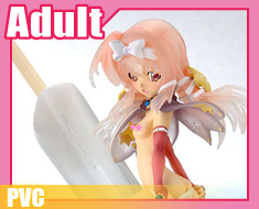 PV0435  Endoh Ifrina Vol.1B Type Clear ver (PVC)