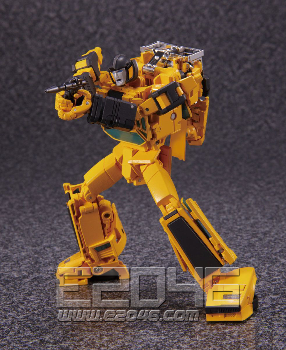 MP 39 Sunstreaker (PVC)