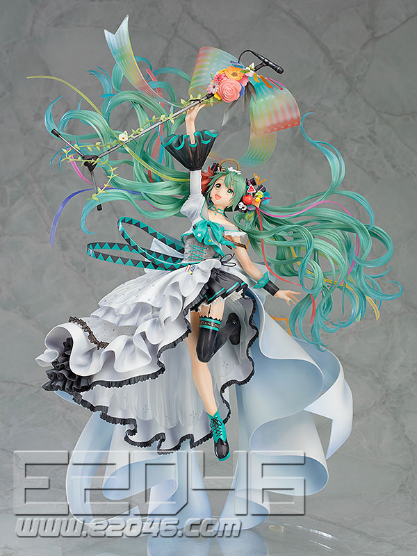 Hatsune Miku Memorial Dress Version (PVC)