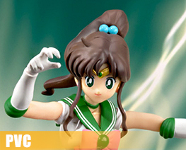PV10797  Sailor Jupiter (PVC)