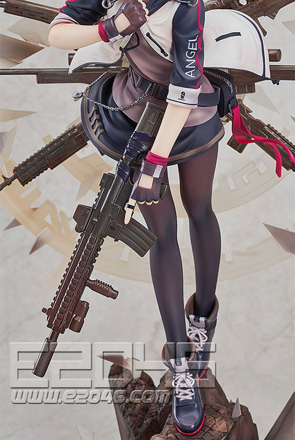 Exusiai Elite 2 (PVC)