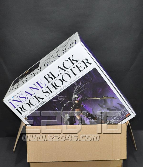 Insane Black Rock Shooter (PVC)