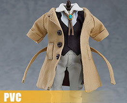 PV9589  Nendoroid Clothes Set Dazai Osamu (PVC)