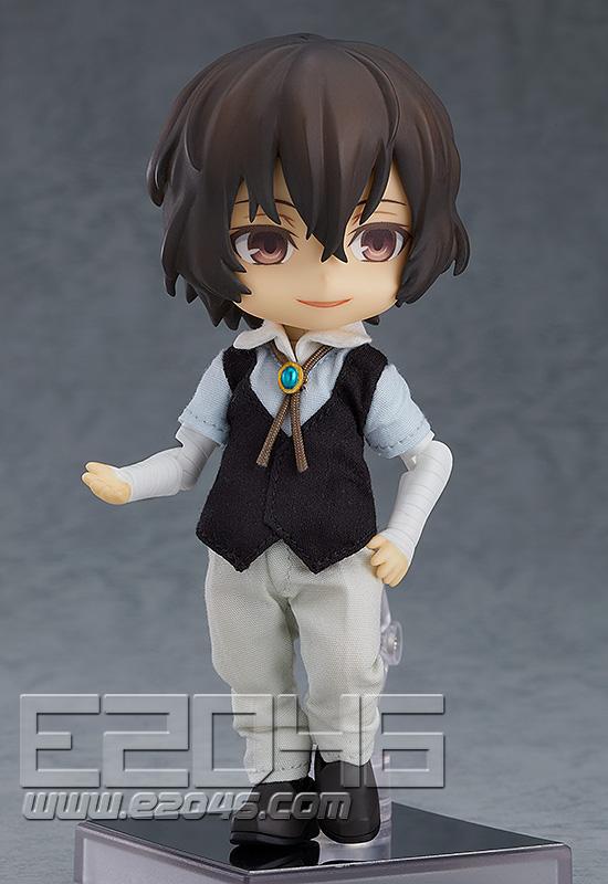 Nendoroid Clothes Set Dazai Osamu (PVC)