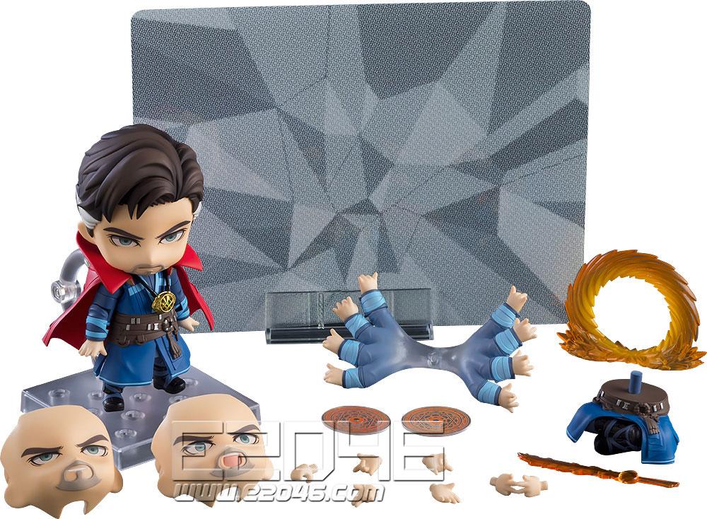 Nendoroid Doctor Strange Infinity DX Version (PVC)