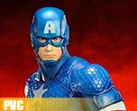 PV4347 1/10 Captain America (PVC)