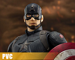 PV9933  Captain America Final Battle Version (PVC)