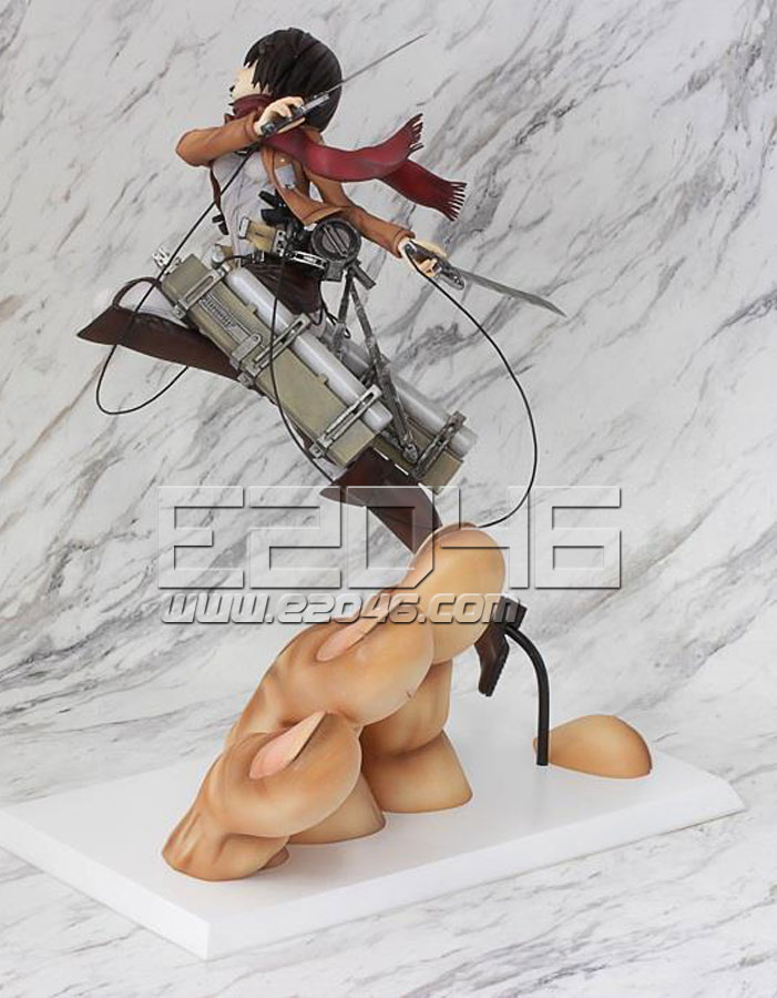 Mikasa Ackerman (PVC)