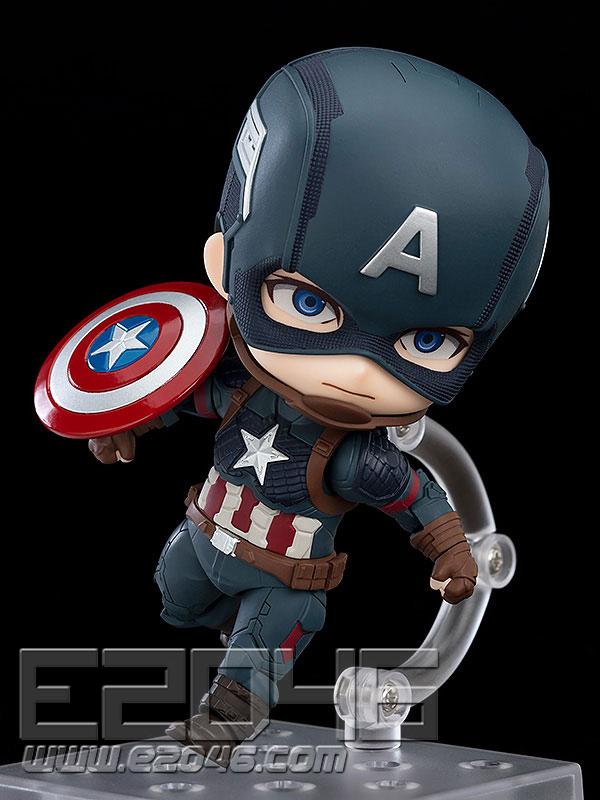 Nendoroid Captain America Endgame Edition Standard Version (PVC)
