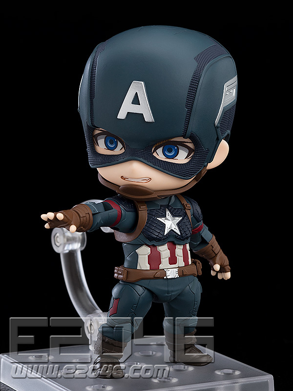 Nendoroid Captain America Endgame Edition Standard Version (PVC)