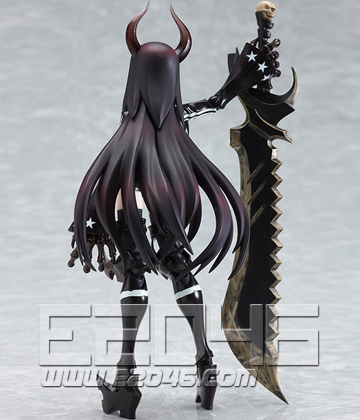 Figma Black Gold Saw (PVC)