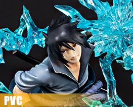 PV10587  Uchiha Sasuke (PVC)