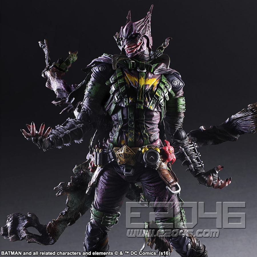 Rogues Gallery Joker (PVC)