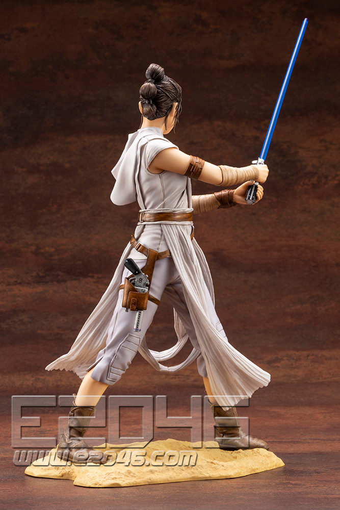 Rey The Rise of Skywalker Version (PVC)