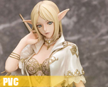 PV1185 1/7 Elf Female (PVC)
