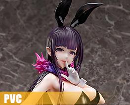 PV11536 1/4 Chiyo Bunny Version (PVC)